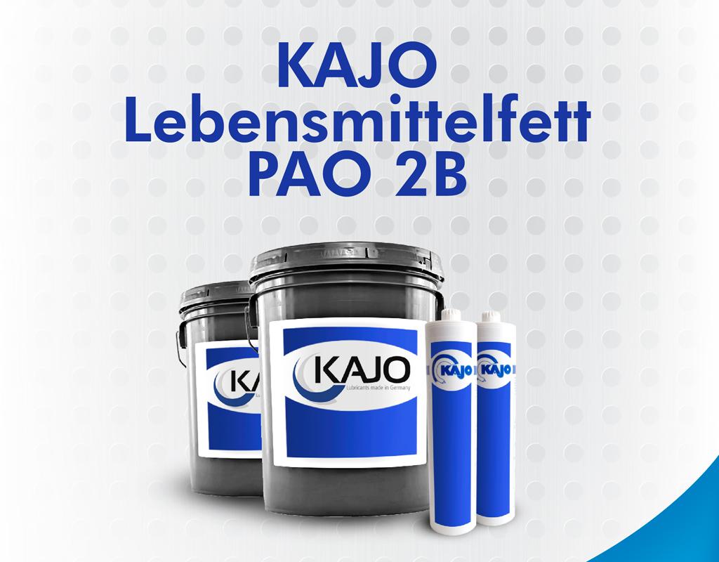 Lebensmittelfett-PAO-2B